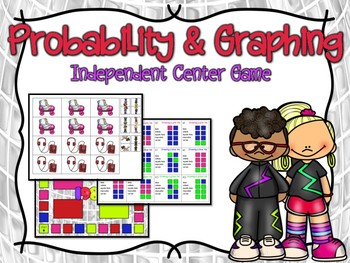 Graphing & Probability Independent Center Game