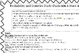 Graphing & Probability Study Guide