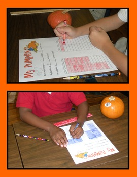 Graphing Pumpkins