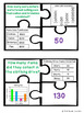 Pictographs Tally Charts Line Plots and Bar Graphs Game Puzzles 3.MD.3