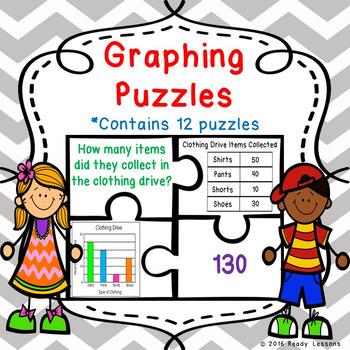 Pictographs Tally Charts Line Plots and Bar Graphs Game Pu