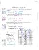 Graphing Quadratic Parent Function Transformations Explora
