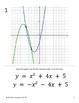 Graphing Quadratic-Quadratic Systems Walk Around Activity