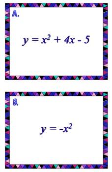 Graphing Quadratics