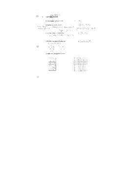 Graphing Quadratics (All Forms) WS