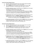 Graphing Quadratics TI-83/TI-84 Plus Calculator Steps