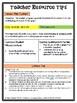 Graphing Quadratics - Vertex Form Foldable, INB, Practice, & Exit Ticket