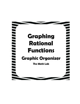 Graphing Rational Functions Graphic Organizer