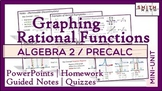 Graphing Rational Functions Mini-Unit
