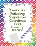 Graphing Reflections, Transformations in Math