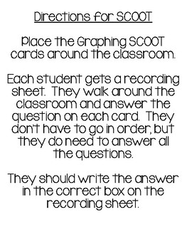 Graphing SCOOT