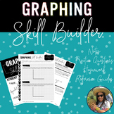 Graphing Skills Builder Bundle