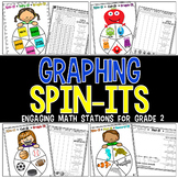 Graphing Spin-Its Math Stations
