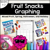 Graphing Fruit Snacks