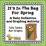 Graphing with Data Collection Activity Spring