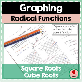 Graphing Square Root and Cubic Root Functions - Parent Tra