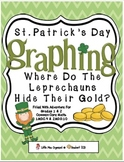 Graphing:  St. Patrick's Day, Where Do The Leprechauns Hid