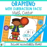 Graphing Subtraction Facts