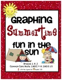 Graphing:  Summertime Fun In The Sun!