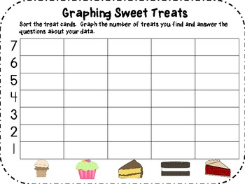 Graphing Sweet Treats - Collecting Data with Q&A