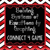 Graphing Systems of Equations Connect 4 Activity