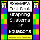 Graphing Systems of Equations Bank BNK 8.EE.C.8 Go Math