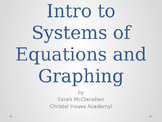 Graphing Systems of Equations PowerPoint