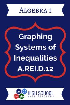 Graphing Systems of Inequalities Lesson Plan A.REI.D.12