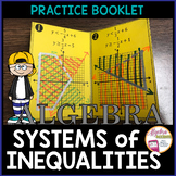 Graphing Systems of Inequalities Practice Booklet