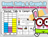 Graphing, Tally Marks & Counting (Common Core)