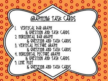 Graphing Task Cards 1