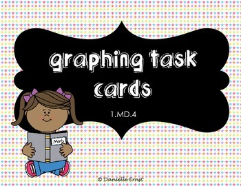 Graphing Task Cards 1.MD.4