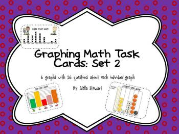 Graphing Task Cards 2