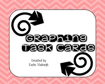 Graphing Task Cards