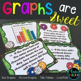Graphs and Data   Tally Charts, Picture Graphs, Bar Graphs, Line Plots