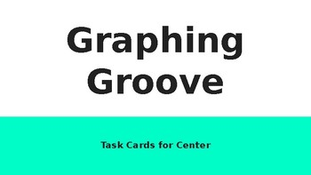 Graphing Task Cards for Centers