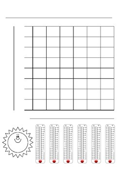 Graphing Temperature Worksheet