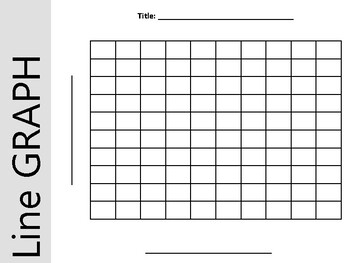 Graphing Templates and Student Friendly Directions
