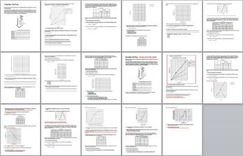 Graphing Test Prep Questions