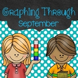 Monthly Graphs (Graphing Activities for September)