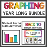 Graphing Through the Year Bundle