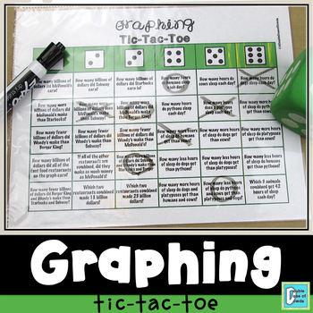 Graphing Tic-Tac-Toe Game