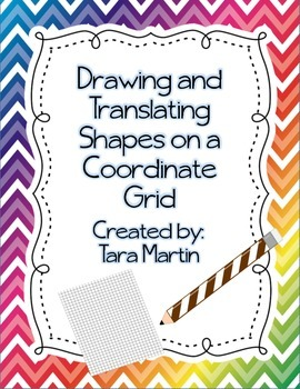 Graphing Translations, Transformations in Math