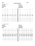 Graphing Trig Functions Worksheets