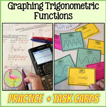 Precalculus teaching resources lesson plans teachers pay teachers precalculus algebra 2 graphing trigonometric functions activity fandeluxe Image collections