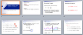 Graphing Trigonometric Functions Unit PowerPoints, Notes,