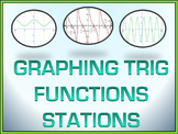 Graphing Trigonometric Functions Stations