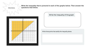 Graphing Two Variable Inequalities (PowerPoint Lesson & Printables!)