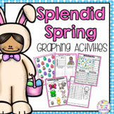 Spring Graphing   Bar Graphs, Picture Graphs, and Line Plots