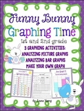 Picture Graphs and Bar Graphs (Bunny Themed)
